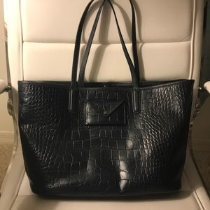 Marc by Marc Jacobs Navy Tote